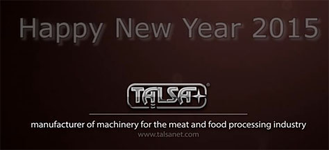 Talsa Happy New Year 2015