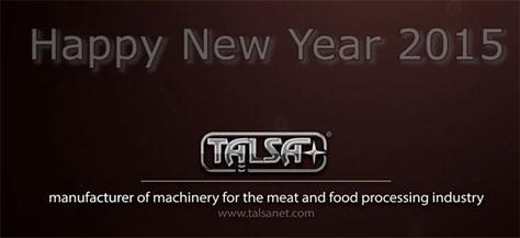 Talsa Happy New Year 2015
