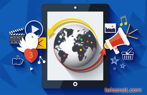 Positioning through Social Media  Talsa