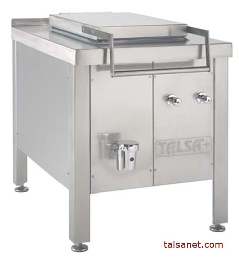 leading in the manufacture of machinery for the meat