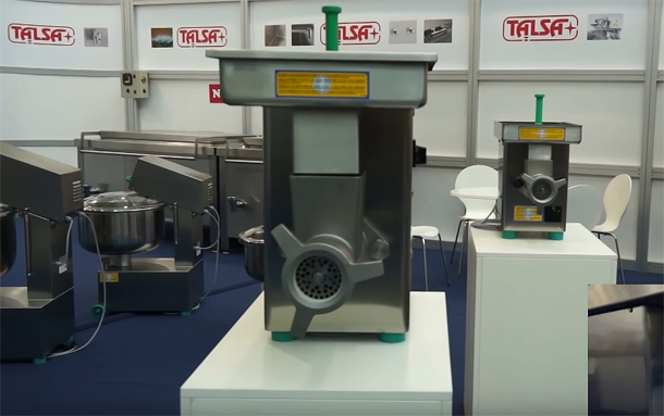 Talsa is a manufacturer of machinery for the meat industry