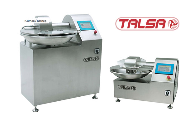 TALSA - INDUSTRIAL MACHINERY