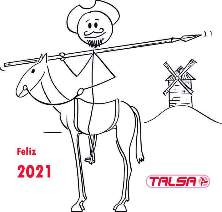 HAPPY HOLIDAYS FROM TALSA