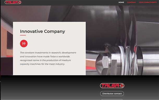 Talsa, innovative company